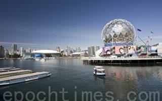 世界最美城市排名 溫市位居第五