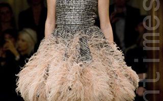 組圖:法國設計新秀Claudine驚艷巴黎時裝週