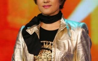 劉曉慶自曝劇照 17年後第三次出演武則天