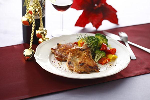 普羅旺斯煎雞排