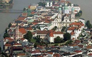 德國最美小城  帕紹或入世界文化遺產