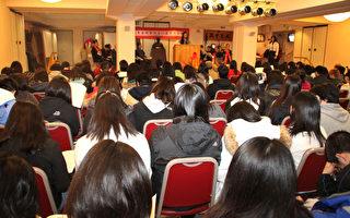 金山侨界庆祝第68届青年节