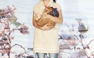 春天到了  LARA梁心颐:想带爱猫去旅行