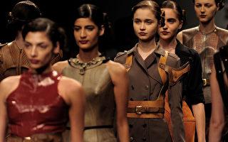 組圖:2011年印度時裝週 秋冬新品亮相