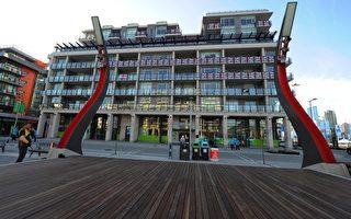 溫哥華市奧運村負債逾4千萬債務