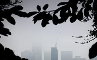 香港远眺(Ed Jones/AFP/Getty Images)