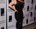 瑪麗亞凱莉懷了龍鳳胎(圖/Getty Images)
