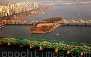組圖:韓國的母親河 漢江
