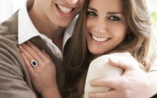 英國新王妃凱特的兩枚戒指