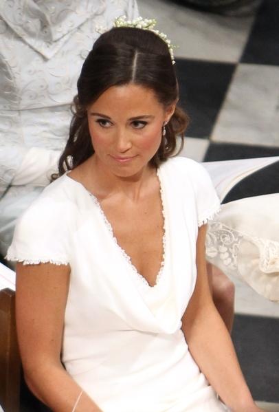 2011年4月29日,皮帕成為婚禮中的焦點(Photo by Clara Molden - WPA Pool/Getty Images)