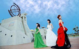最夯的婚紗攝影新景點-東石漁人碼頭