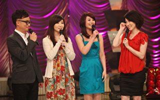 林慧萍录《台湾红歌100年》母亲节专辑,忍不住忆母落泪。(图/公视提供)