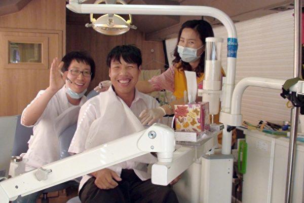 韓「SAM福利財團」為外國勞工免費牙科診療