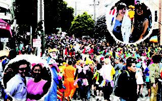 舊金山越灣長跑   數十萬人狂歡
