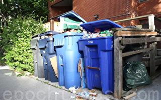 中國國際垃圾收購標準收緊直接影響到多倫多