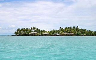 组图:南太平洋岛国萨摩亚 热带风情洋溢