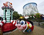 德國卡爾卡爾仙境遊樂場(AFP PHOTO/PATRIK STOLLARZ)