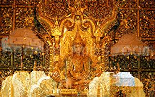 佛像开口睁眼与人类起源之谜
