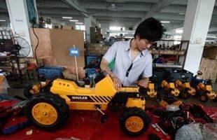 美媒:中国制造业优势?