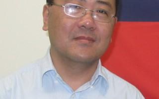 鄭存柱參選中國民主黨全聯總主席
