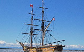加勒比海盜船抵列市 漁人碼頭忙