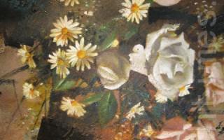 李长青油画展 诠释无常 珍爱生命