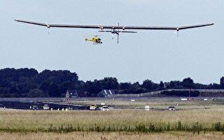 瑞士太陽能飛機起飛計劃拖延