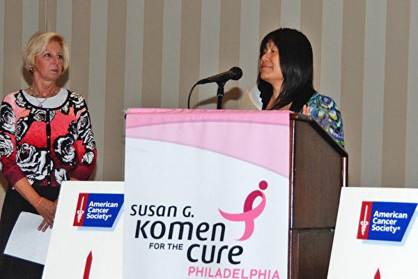 第7屆亞裔婦女健康提醒日倡導「鍛練與營養」