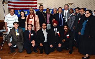 美国亚裔联合会举办第12届晚宴