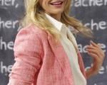 好莱坞女星卡梅隆-迪亚兹(Cameron Diaz)在新片中大秀美腿。(图/Getty Images)