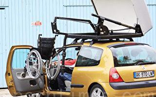 網絡推手 助殘疾人迎來乾淨生活