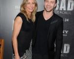 """该片男女主演贾斯汀-汀布莱克(Justin Timberlake)和卡梅隆-迪亚茨(Cameron Diaz )""""恩爱""""亮相新片首映礼。(图/Getty Images)"""