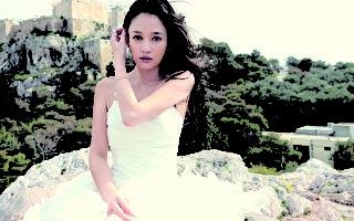 陳喬恩披婚紗  想結婚生子卻沒對象