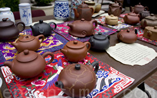 茶藝文化滲入西方主流社會