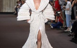 組圖:斯蒂芬• 羅蘭最新秋冬高級訂製服