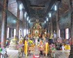 釋迦牟尼佛像(大紀元资料)