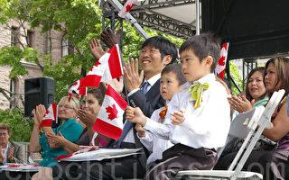 加拿大國慶日 兩岸三地華裔談感受