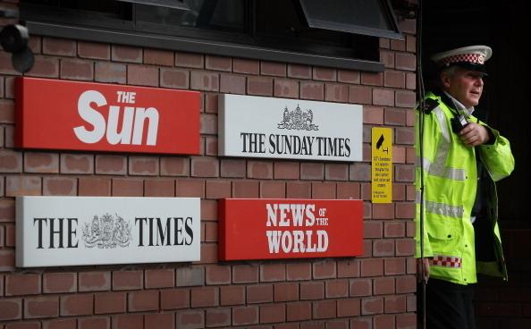 竊聽醜聞無法收場 英《世界新聞報》關門