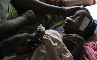 東非遭遇60年大旱 1200萬人饑荒