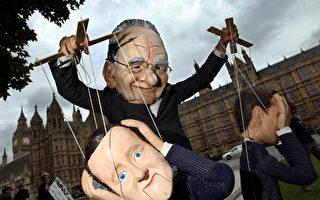 窃听重伤全集团  默多克曾操控英国政坛