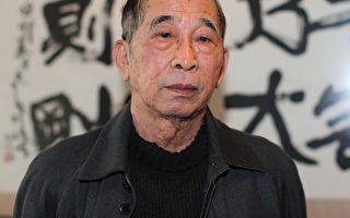 2009年中華國殤日,司徒華說:在今天的日子,我希望大家反思一下,61年來,中共為中國做了什麼,對中國人民帶來什麼樣的災害。(攝影:潘在殊 / 大紀元)