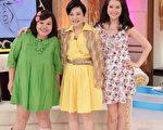 左起:鍾欣凌、張小燕、MELODY(圖:中天電視 提供)