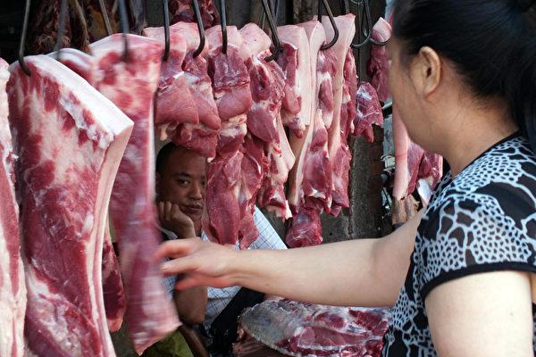 陳思敏:跨年「豬荒」高通脹 中共放水救市難