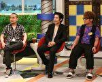 左起:黃立成、蕭敬騰、黃立成、納豆(圖/中天電視提供)