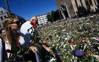 挪威屠殺 母與女所傳簡訊登各報頭版