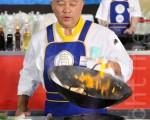 曾经服务中华民国两位前总统李登辉、陈水扁的御用厨师余陈本。(摄影:宋碧龙/ 大纪元)
