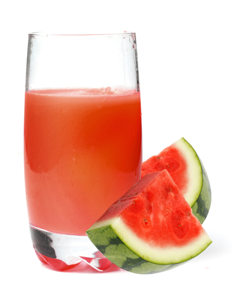 西瓜汁、西瓜絡可以清暑熱。(Fotolia)