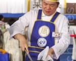 川菜系入围选手李鸿荣已连续4年参赛并入围。(摄影: 吴柏桦 / 大纪元)