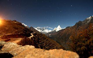 暖化严重 喜马拉雅冰河恐消失