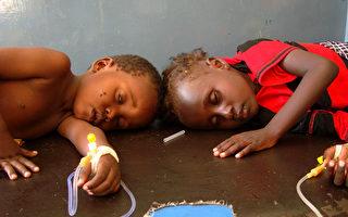 组图:索马利亚饥荒 370万人陷粮食危机